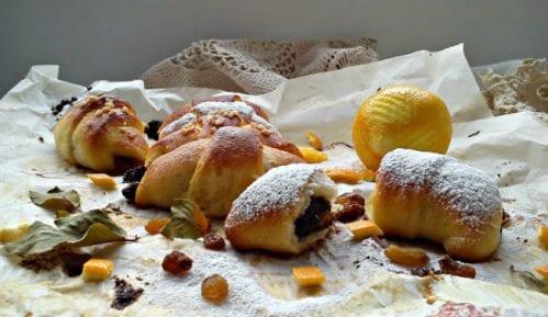 Recept nedelje: Baba Juline kifle - kiflice sa makom 3