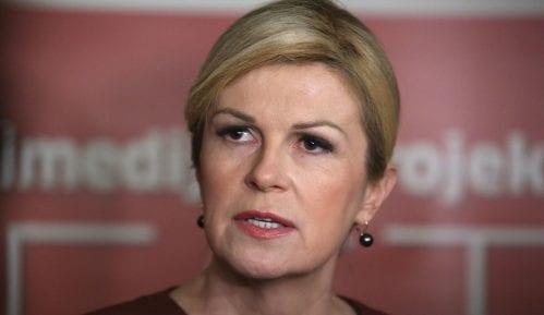 Predsednica Hrvatske odbila TV debatu 15