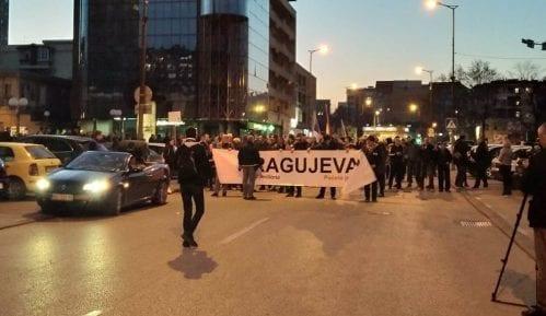 Protest u Kragujevcu: Gradonačelnik krši zakon pet godina 17