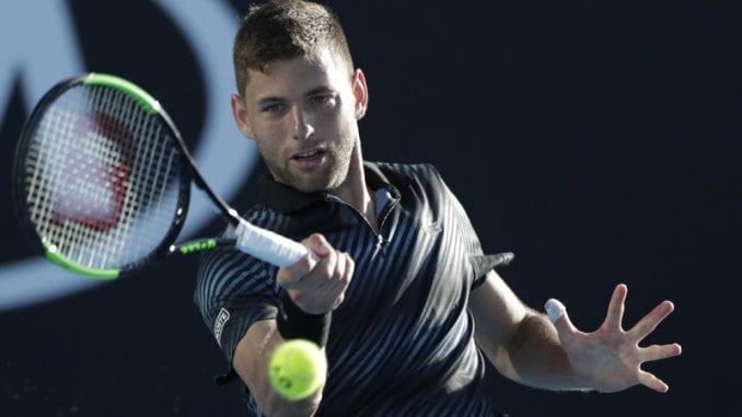Krajinović izgubio u finalu turnira u Budimpešti 1
