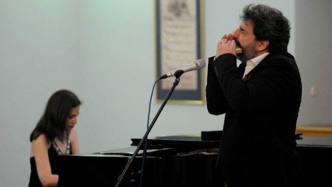 Antonio Serano: Uživao sam svirajući sa Oliverom Dragojevićem 1