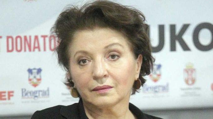 Mirjana Karanović: Država ne služi da bi korumpirala umetnike da joj kliču 1