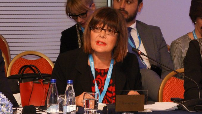 Maja Gojković upoznala predsednika Egipta sa situacijom u Srbiji 4
