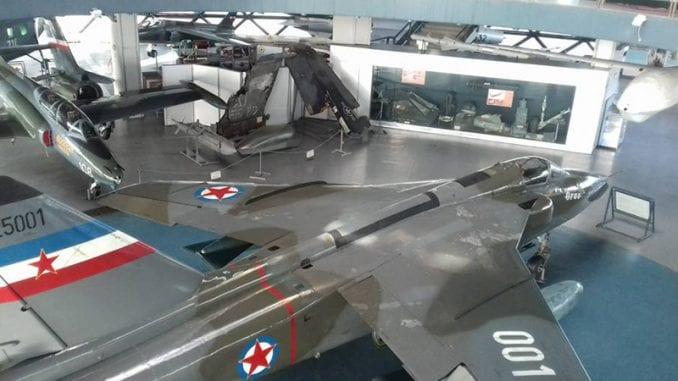 Ministarstvo kulture: Ukida se Muzej vazduhoplovstva da bi se napravio novi 3