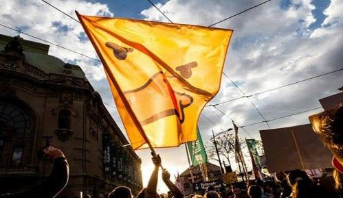 Ne da(vi)mo Beograd: Protesti do oslobađanja uzbunjivača A. O. 9