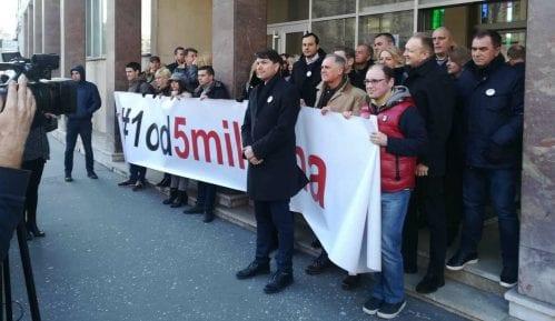 Jovanović (SZS): Apel gradskim vlastima - ništa više ne gradite 7