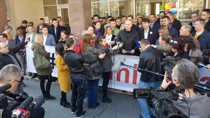 """Nikola Jovanović novi šef odborničke grupe """"Savez za Srbiju"""" u Skupštini Beograda 1"""