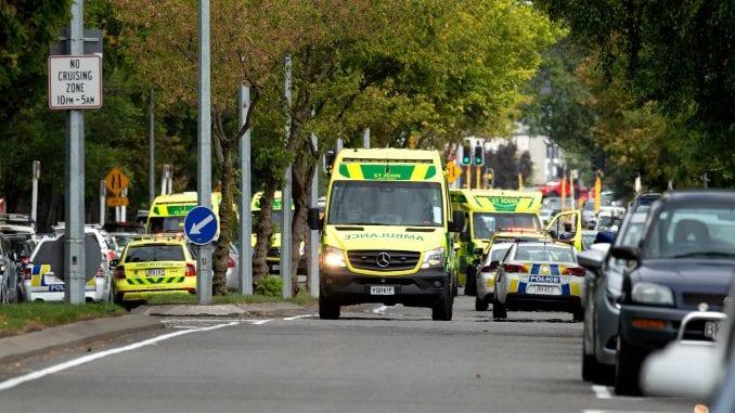 Svetski zvaničnici o napadu na džamije na Novom Zelandu: Užasan zločin 1