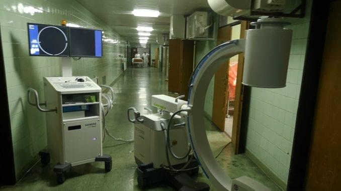 Dva nova digitalna rendgena u pirotskoj bolnici 1