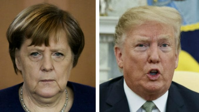 Politiko: Uzajamna omraza Tramp-Merkel ima odraza i na Kosovo 4