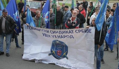 Policijskom sindikatu Srbije stigla podrška iz Rusije 5