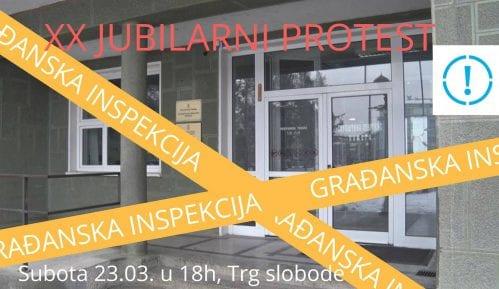 Jubilarni protest u Požegi 23. marta 12