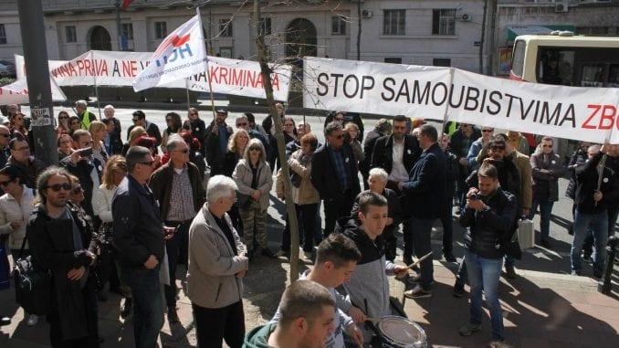 Efektiva: Protest dužnika u švajcarskim francima zbog izbegavanja odluke suda 3
