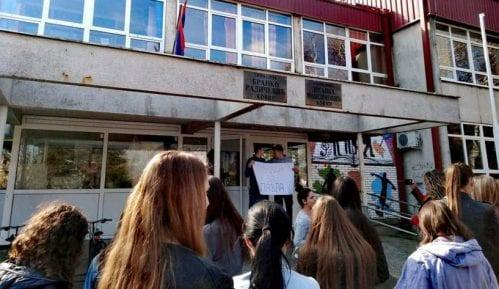 Mladi Kovinci u štrajku solidarnosti sa Pavlom Cvejićem 10