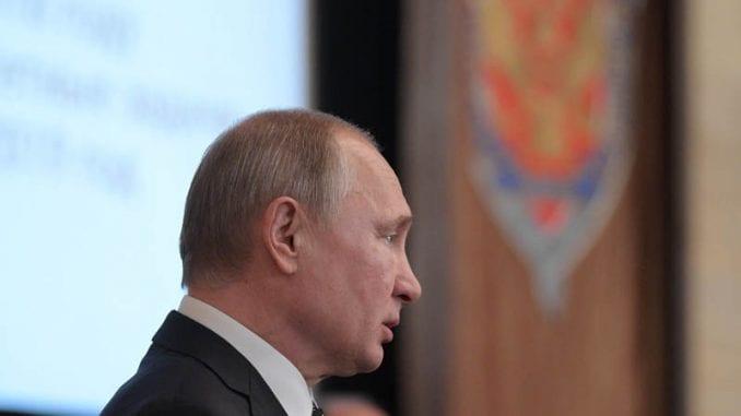 Putin poručio sportistima da se pridržavaju pravila o dopingu 1