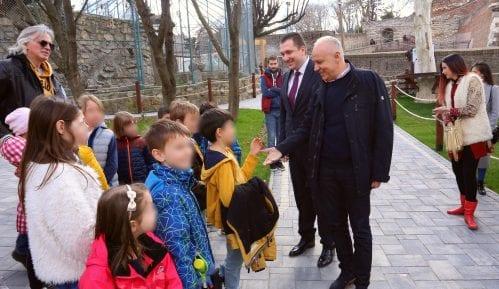 Radojičić: Beograd dobio Dečji zoo vrt na hiljadu kvadrata 9