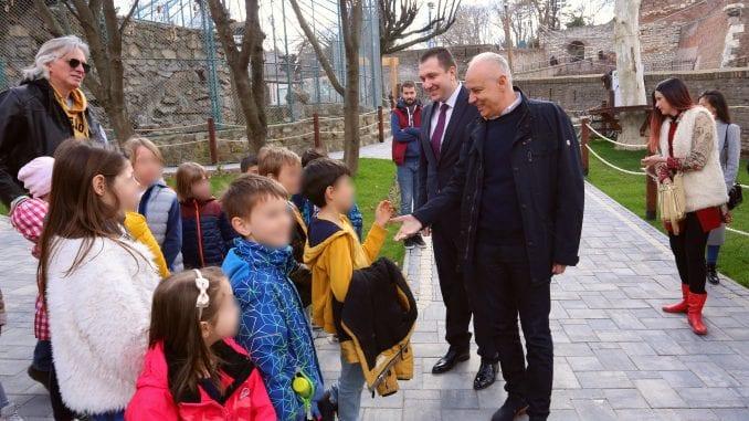 Radojičić: Beograd dobio Dečji zoo vrt na hiljadu kvadrata 1