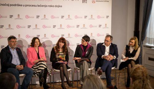 Od raka dojke u Srbiji oboli 4.000 žena godišnje 9