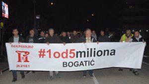 """Protesti """"1 od 5 miliona"""" održani u više od 25 gradova i opština (FOTO, VIDEO) 30"""