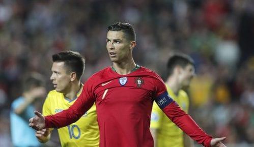 Kristijano Ronaldo pozitivan na korona virus 4