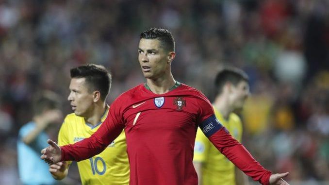 Kristijano Ronaldo pozitivan na korona virus 5