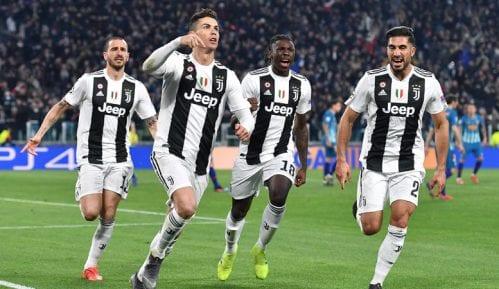 Ronaldo het-trikom odveo Juventus u četvrtfinale Lige šampiona 12