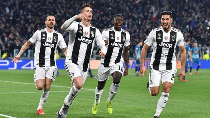 Trener Juventusa čeka rezultate na korona virus Kristijana Ronalda 1