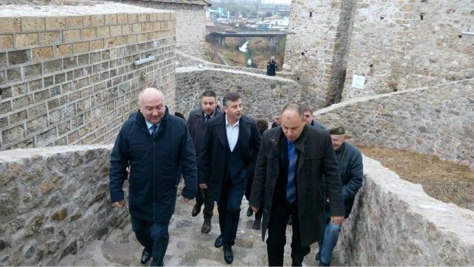 Aplikacija Momčilov grad: Virtuelno razgledanje Tvrđave u Pirotu 1