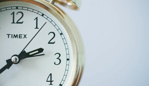 Zimsko računanje vremena počinje u noći između subote i nedelje 5