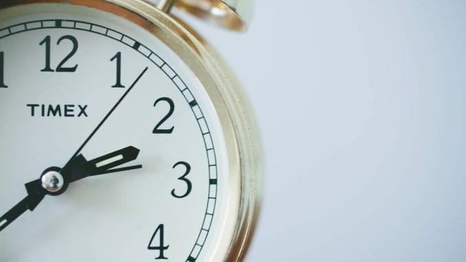 Pomerite noćas časovnike za sat vremena unapred 5