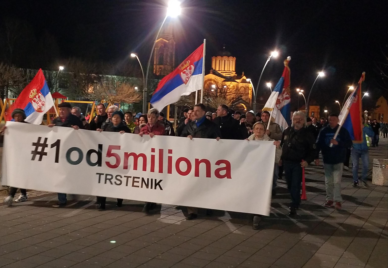 Protesti 1 od 5 miliona u više gradova (VIDEO, FOTO) 13