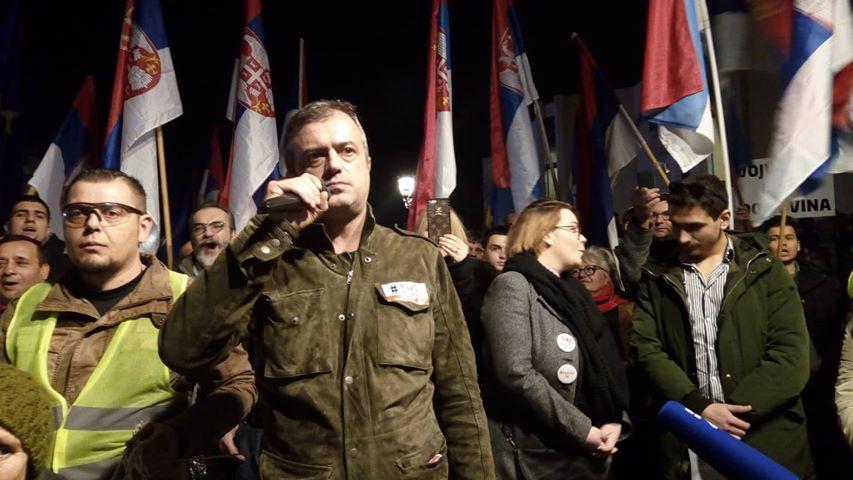 Protesti 1 od 5 miliona u više gradova (VIDEO, FOTO) 3