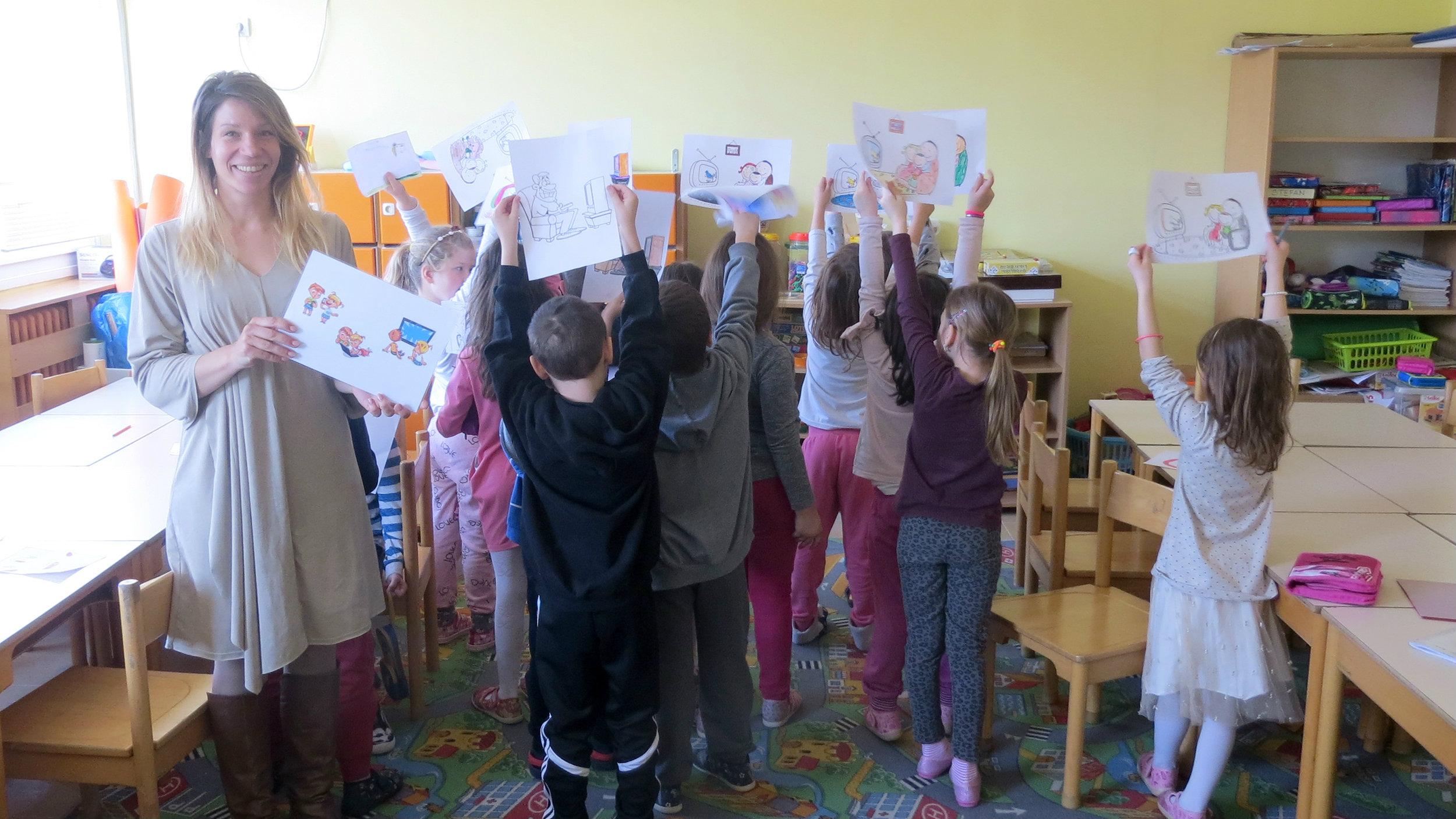 Obuke medijske pismenosti za predškolce i školarce 1