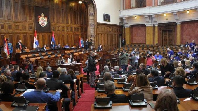 Gojković sazvala sednicu Skupštine za 18. april, na dnevnom redu Zakon o švajcarcima 1