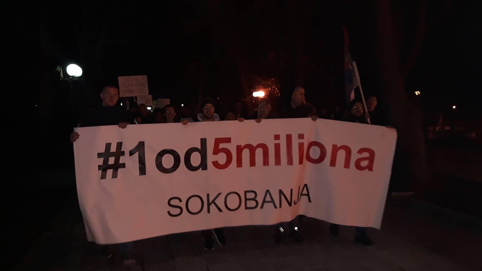 Protesti 1 od 5 miliona u više gradova (VIDEO, FOTO) 23