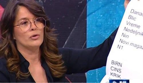 Vasiljević: U Srbiji postoji 18 nezavisnih medija; mnogi novinari ostrašćeni (VIDEO) 1