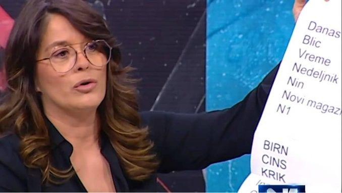 Vasiljević: U Srbiji postoji 18 nezavisnih medija; mnogi novinari ostrašćeni (VIDEO) 3
