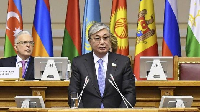 Novi predsednik Kazahstana Kasim Žomart Tokajev položio zakletvu 3