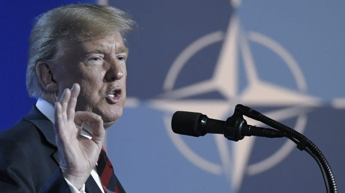 Diplomatski izvori: Hitan sastanak NATO posle odluke SAD 2