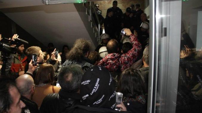 Evropska radiodifuzna unija zabrinuta zbog upada u RTS 1