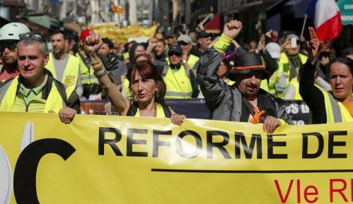 U Francuskoj sutra ponovo protesti Žutih prsluka 5