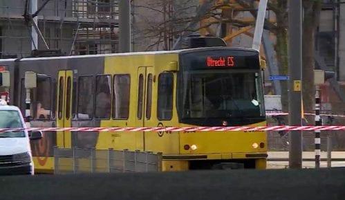 Uhapšen osumnjičeni za ubistvo troje ljudi u tramvaju u Utrehtu 12