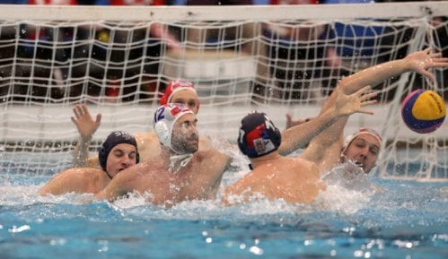 Vaterpolisti Srbije izgubili od Hrvatske u Evropa kupu 9