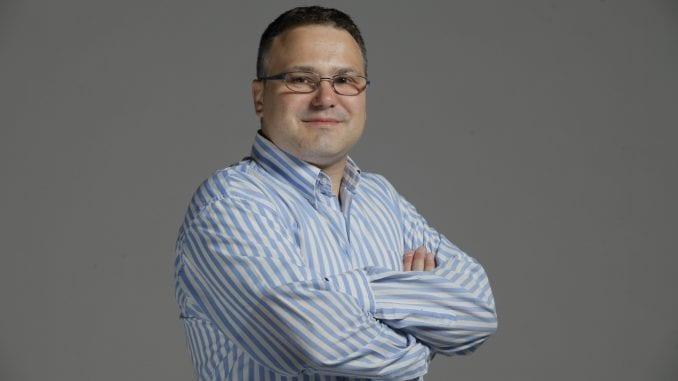 Vladimir Živanović: Rođen kao novinar 2