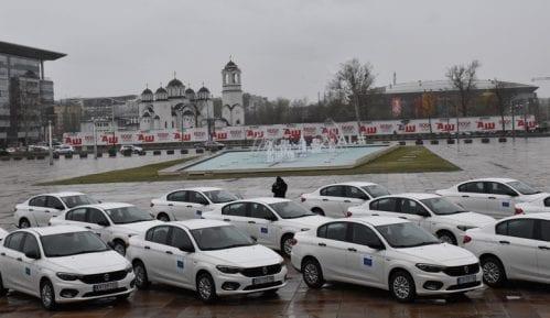 Predstavnici 30 gradova i opština dobili automobile zbog mobilnih timova za inkluziju Roma 4