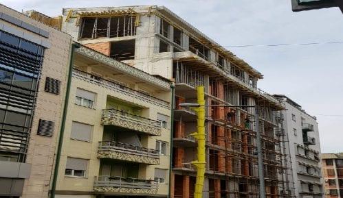 Novi slučaj investitorskog urbanizma na Vračaru – Baba Višnjina 34 13