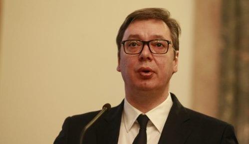 Vučić sa predsednikom Kineske akademije nauka o budućoj saradnji 2
