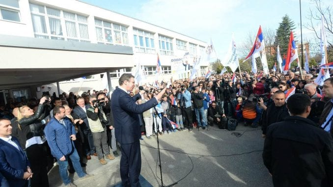 Vučić: Prvi ću se prijaviti za proveru imovine 3