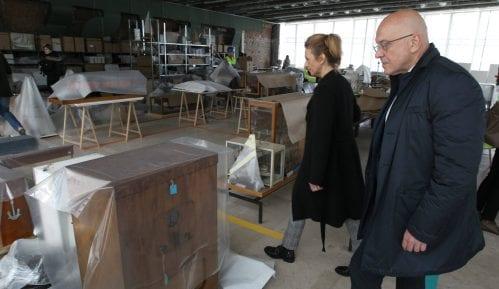 U Muzeju 25. maj u toku radovi vredni 92 miliona dinara 9