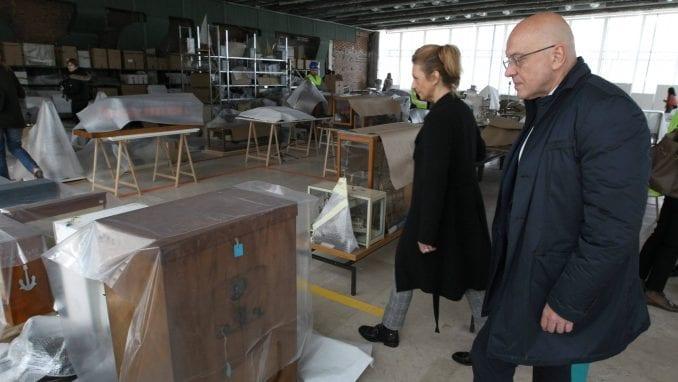 U Muzeju 25. maj u toku radovi vredni 92 miliona dinara 1
